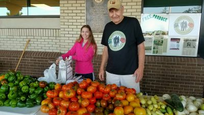 VA Produce Donations